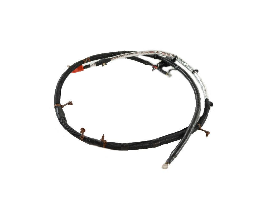 Jeep Grand Cherokee Wiring Battery Positive Amp