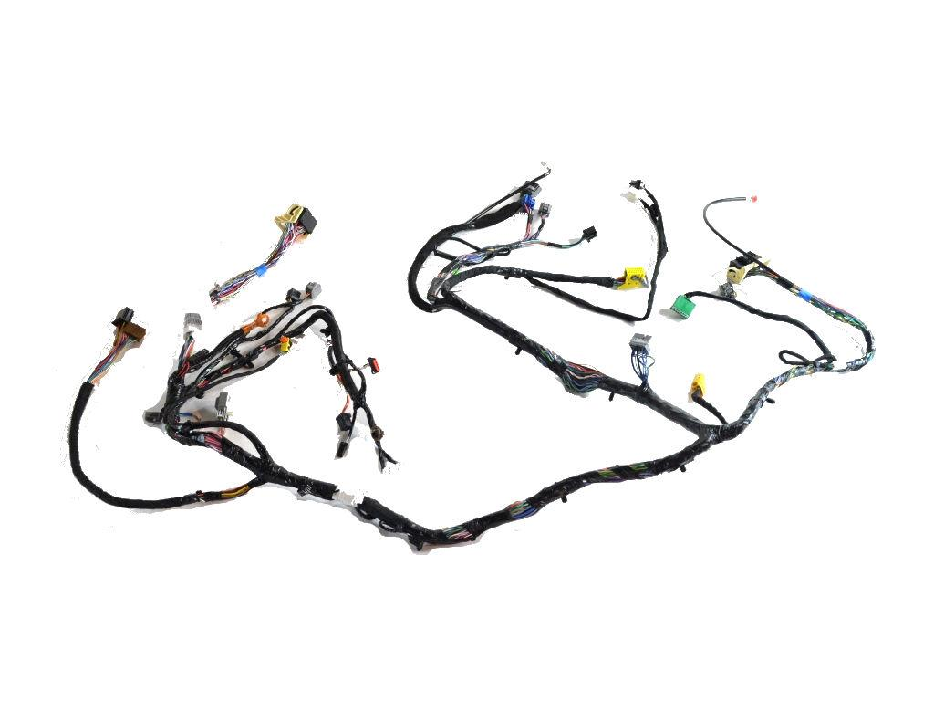 Dodge Grand Caravan Wiring Instrument Panel