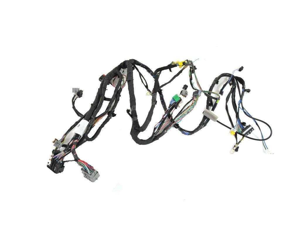 Jeep Compass Wiring Instrument Panel