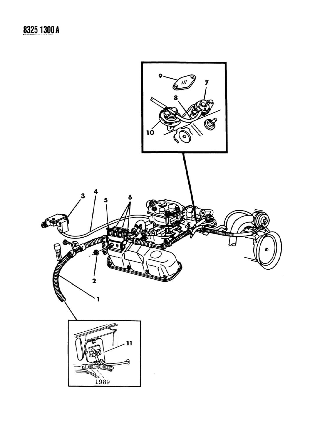 Dodge Dakota Egr System 3 9l Engine N Body