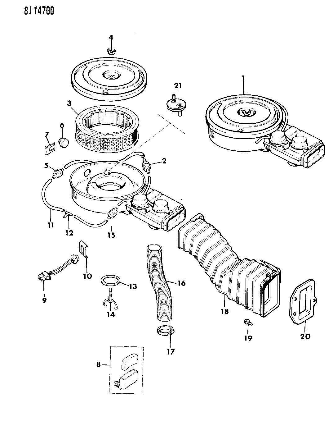 Jeep Switch Thermal Vacuum Switch Vacuum Us