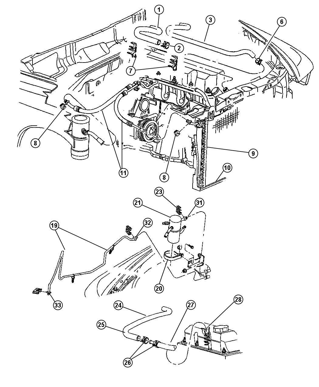 Dodge Dakota Quad Cab 3 9l Magnum V6 M T Bracket