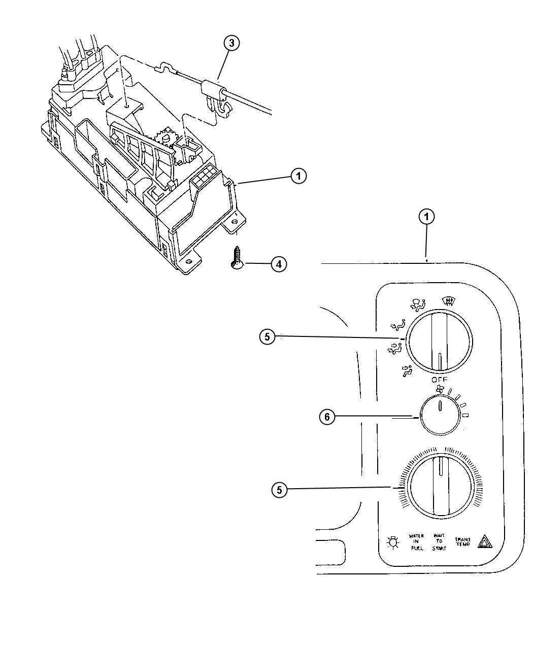 Diagram Dodge Ram Heater Wiring Diagram Full