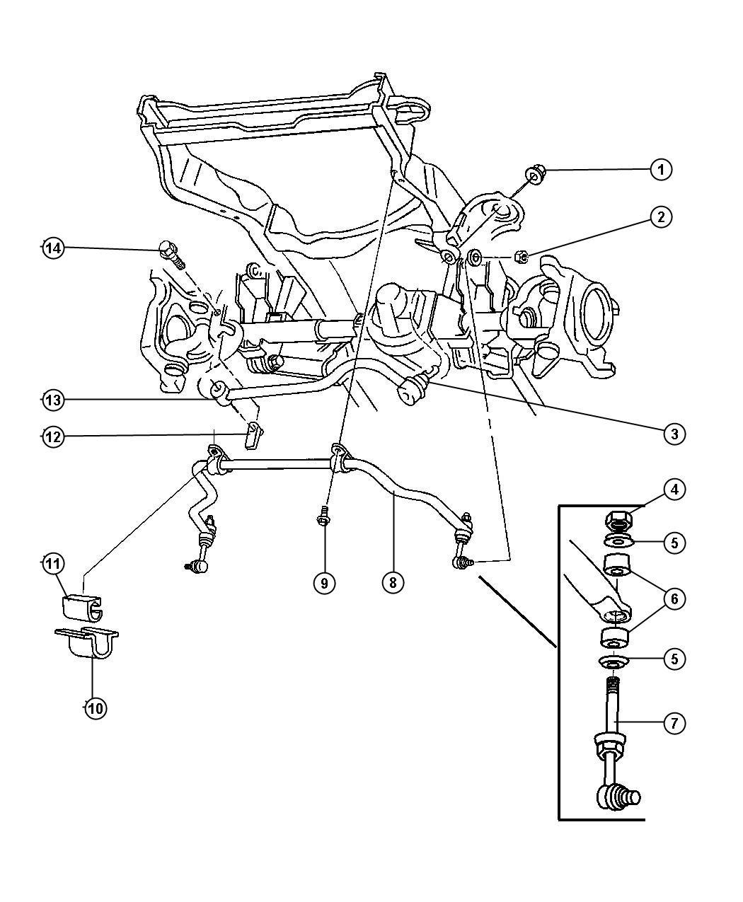 Dodge Ram 2500 Parts Diagram