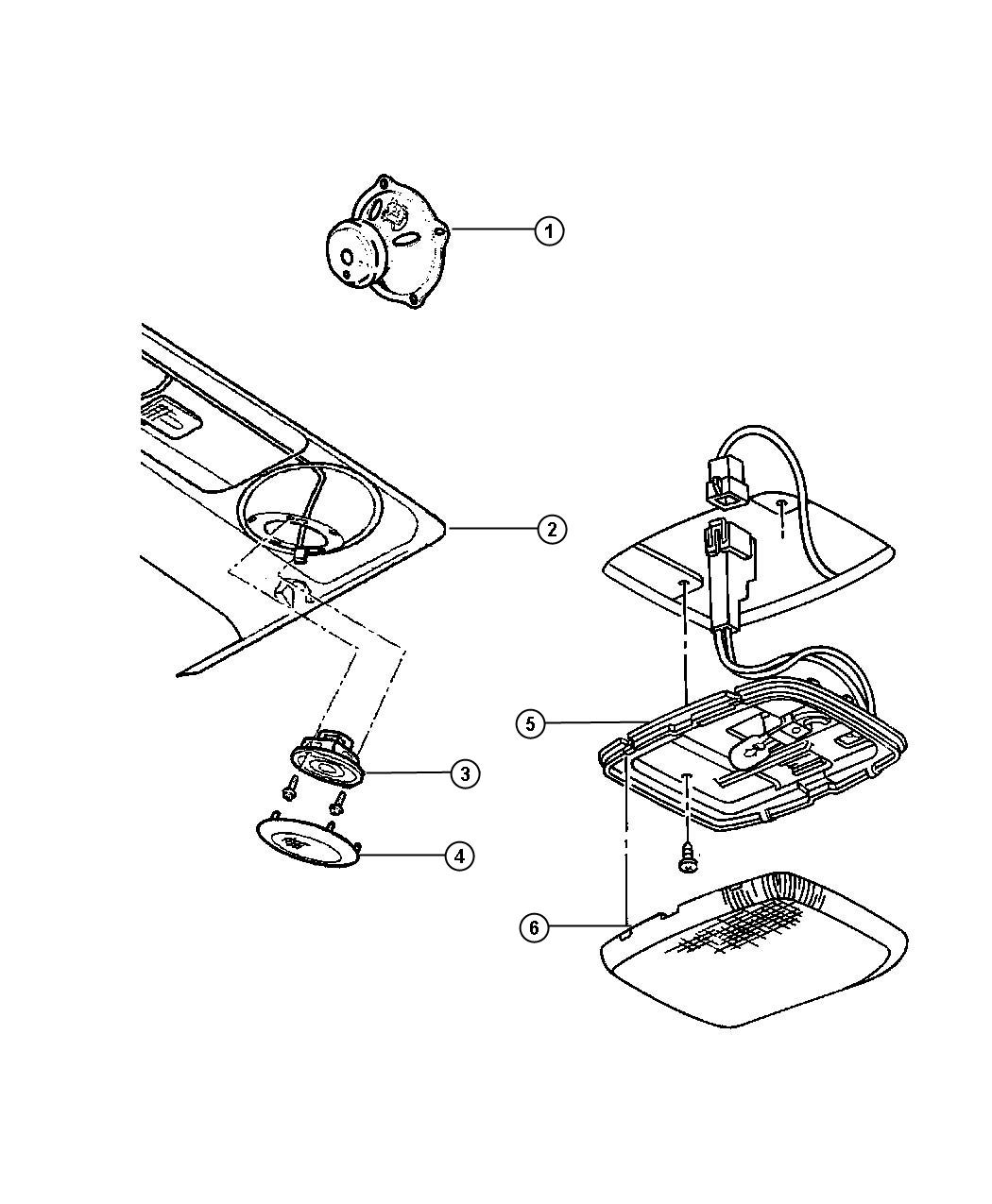 Jeep Wrangler Speaker Instrument Panel Sound Bar 5 25
