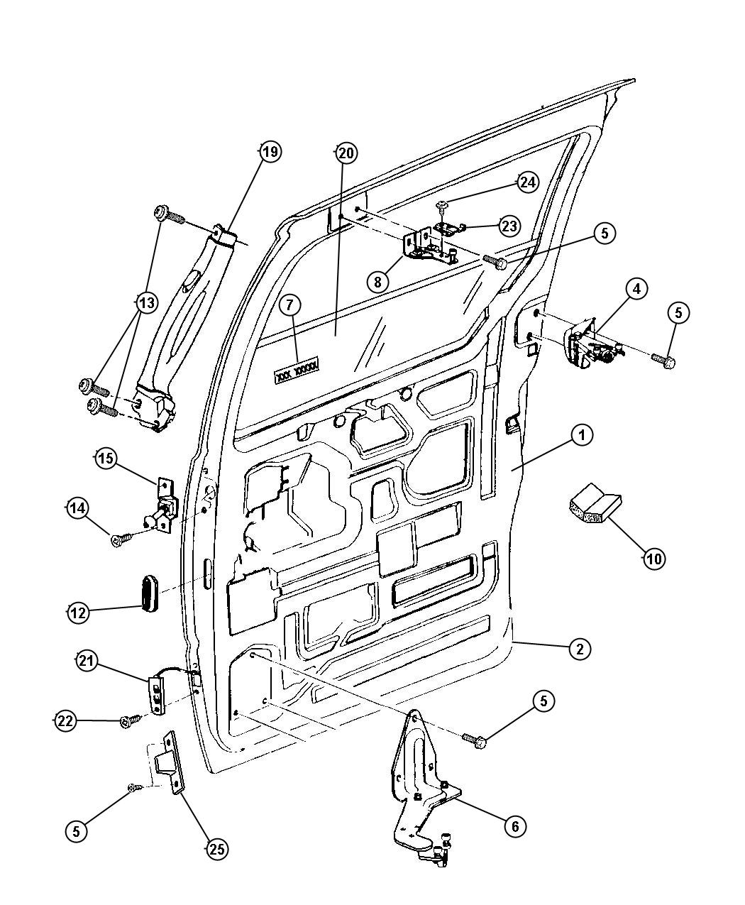 Honda Accord Door Lock Diagram Free Engine