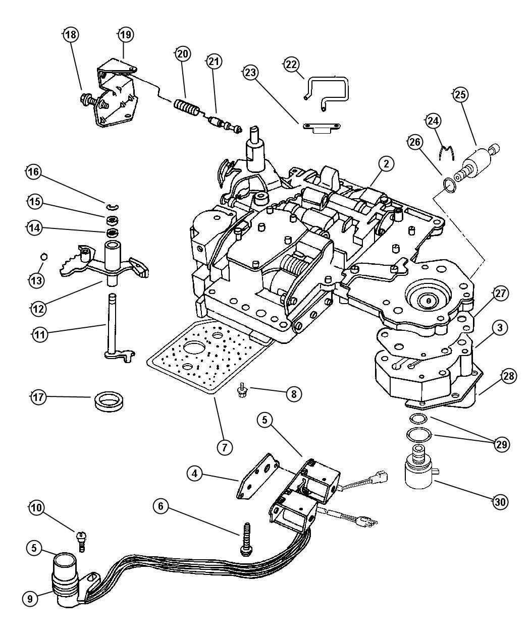 32 Dodge Ram Exhaust Diagram