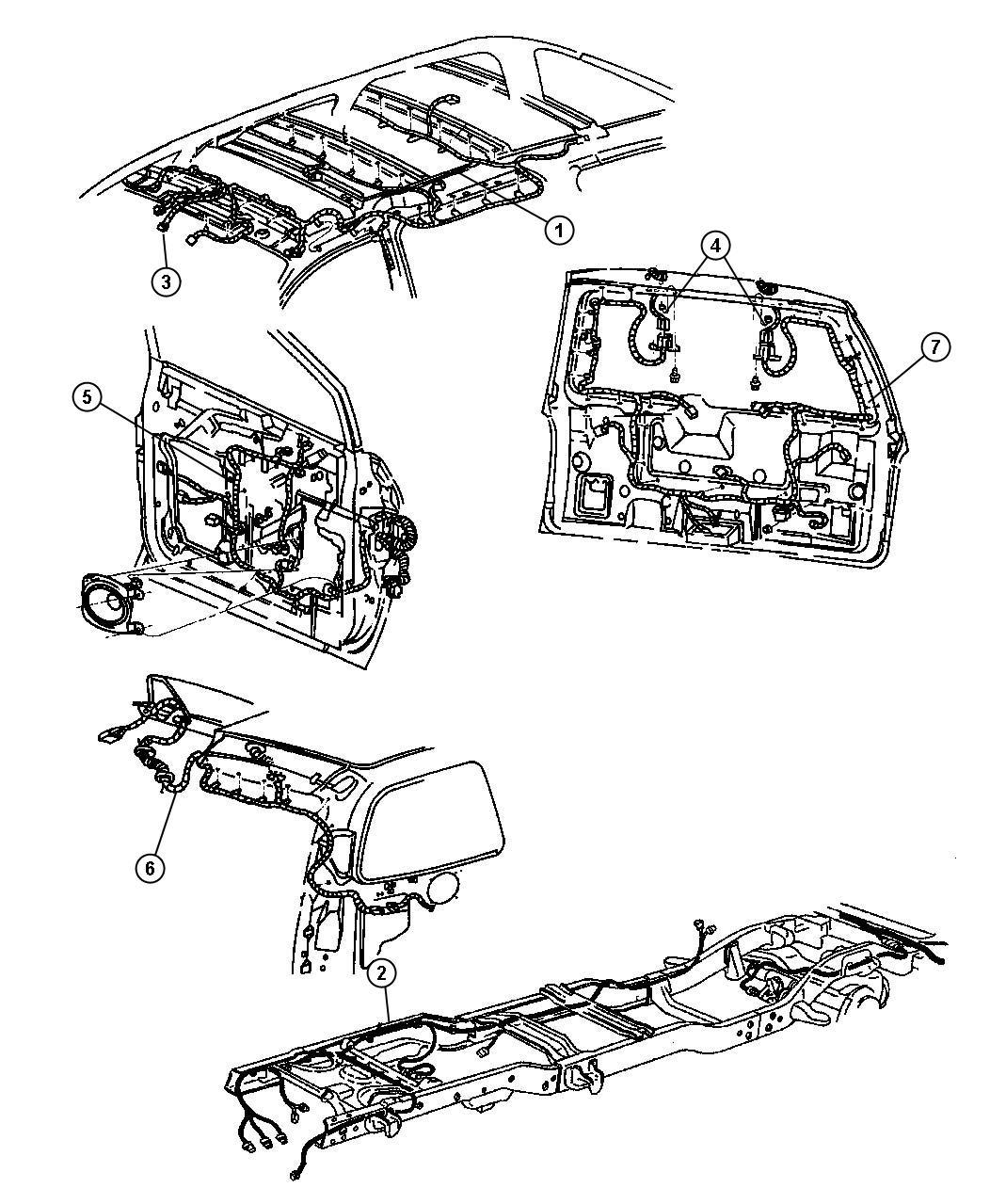 Dodge Ram Connector 7 Way Ahc Pollak Sseries