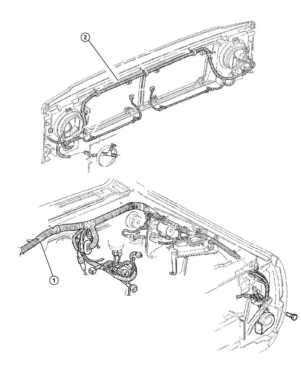 Jeep Cherokee Wiring Headlamp To Dash Without Abs