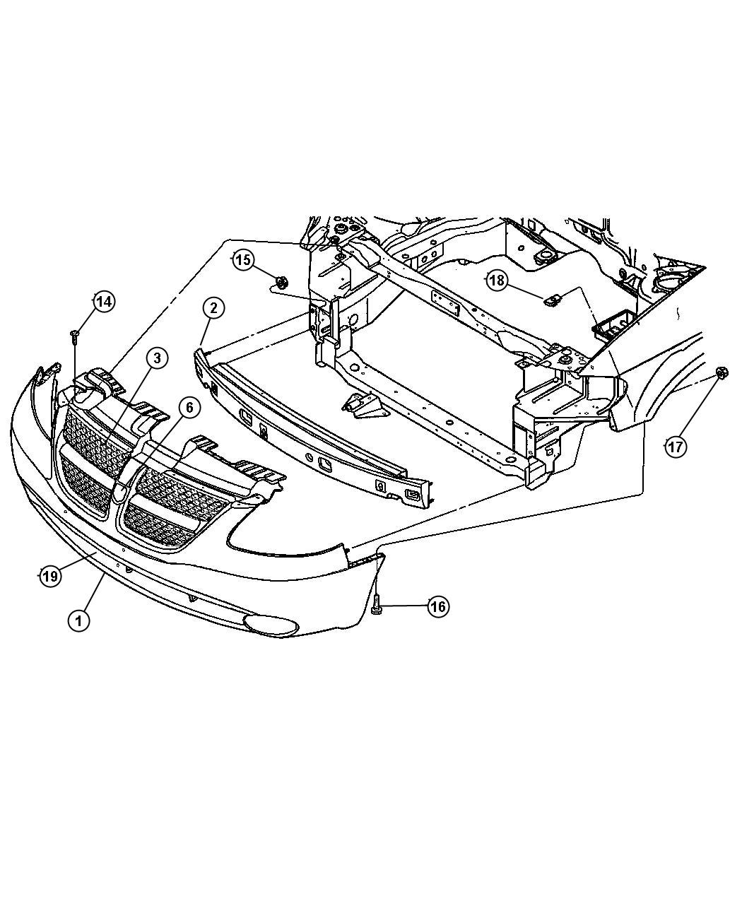 Chrysler Town And Country Injector Wiring Harness