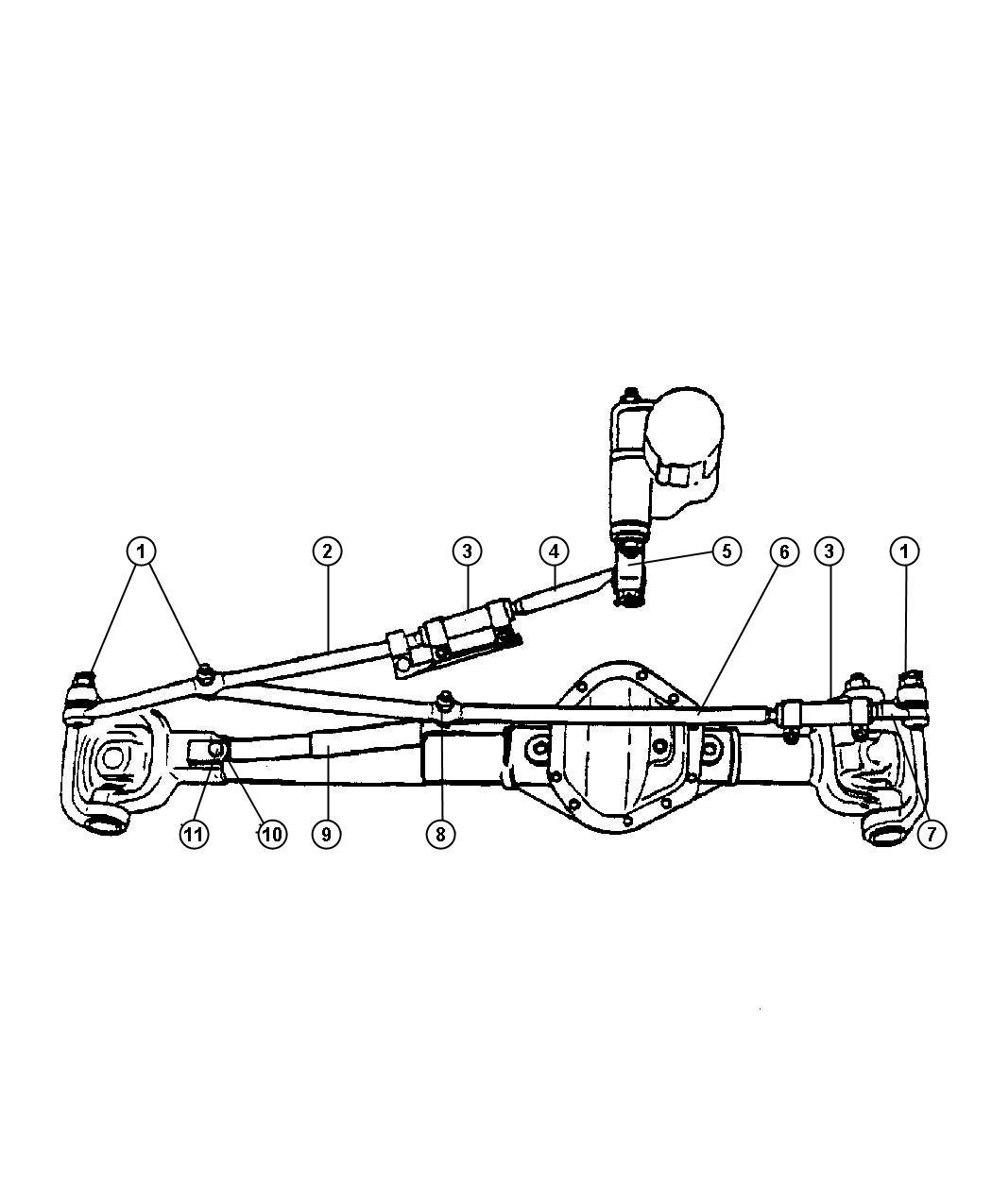 Dodge Ram Damper Steering Ratinggvw
