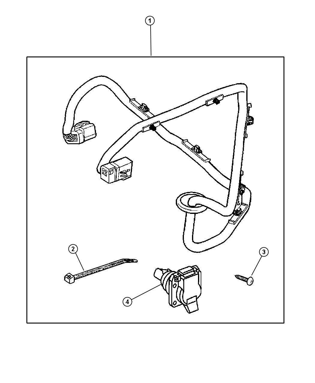 7 Pin Tow Wiring