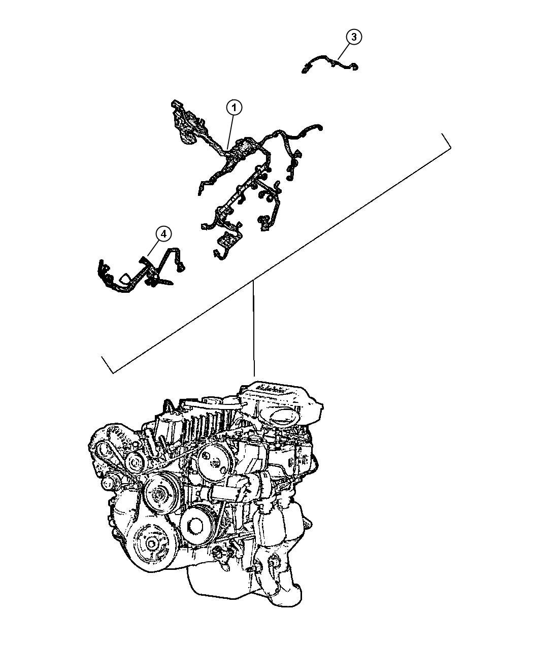 Jeep Grand Cherokee Wiring Injector