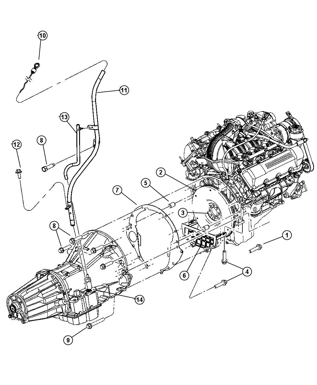 Dodge Dakota Transmission Diagram Free Engine Image For User Manual Download