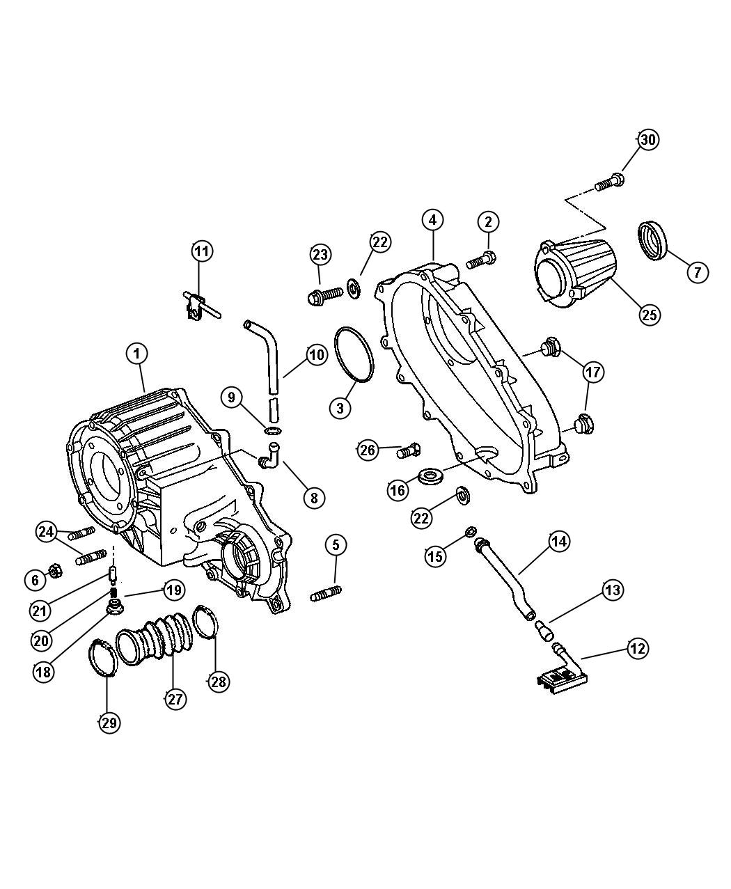 Dodge Ram Extension Transfer Case Dhe Shifttwo