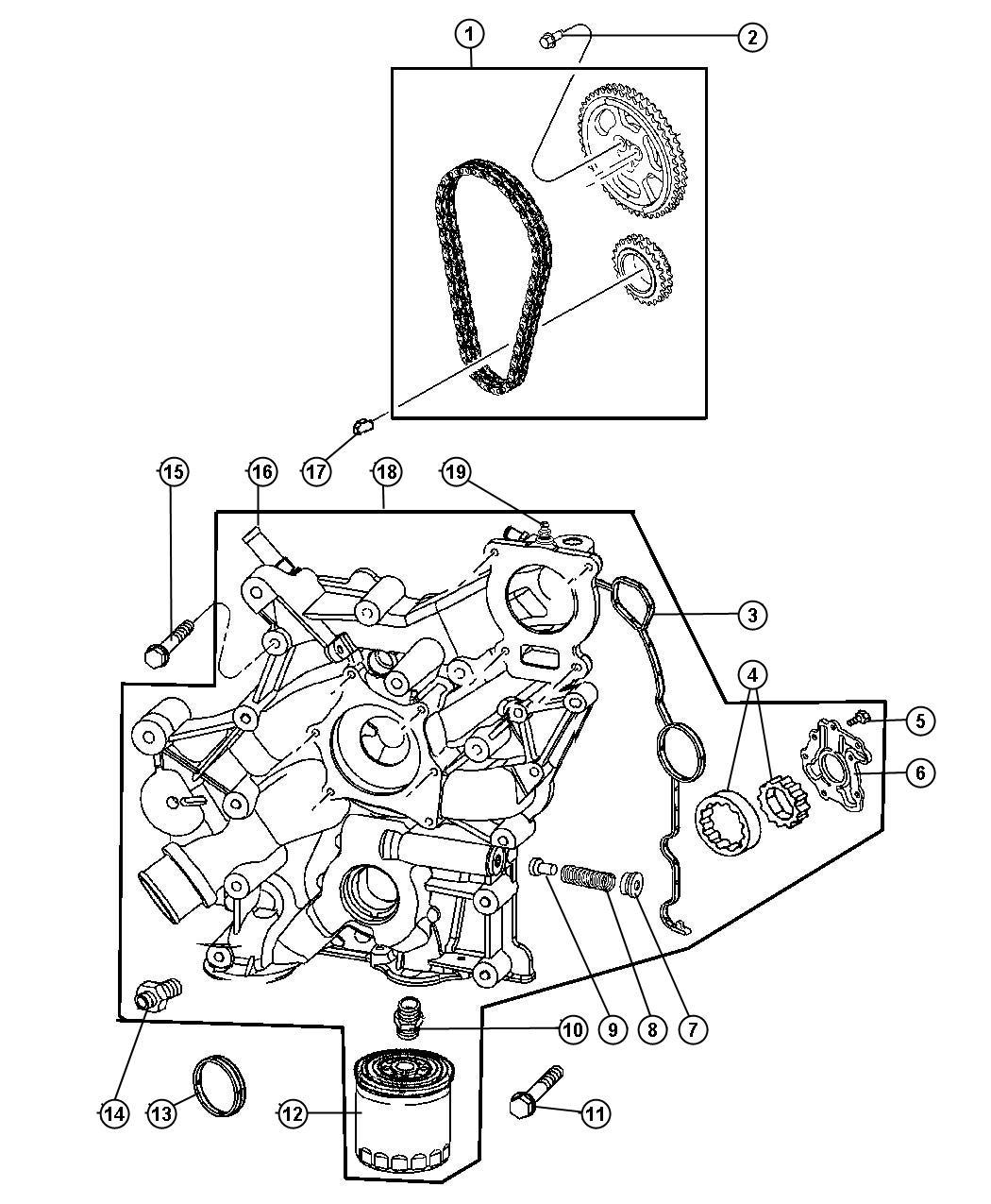 Dodge Ram Chain Timing