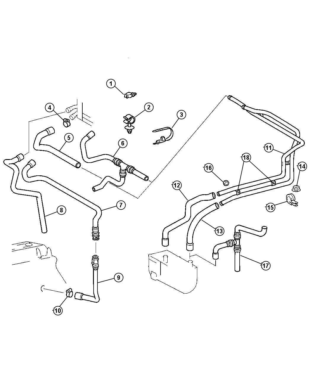 Dodge Sprinter Plumbing Heater With Auxiliary Warm