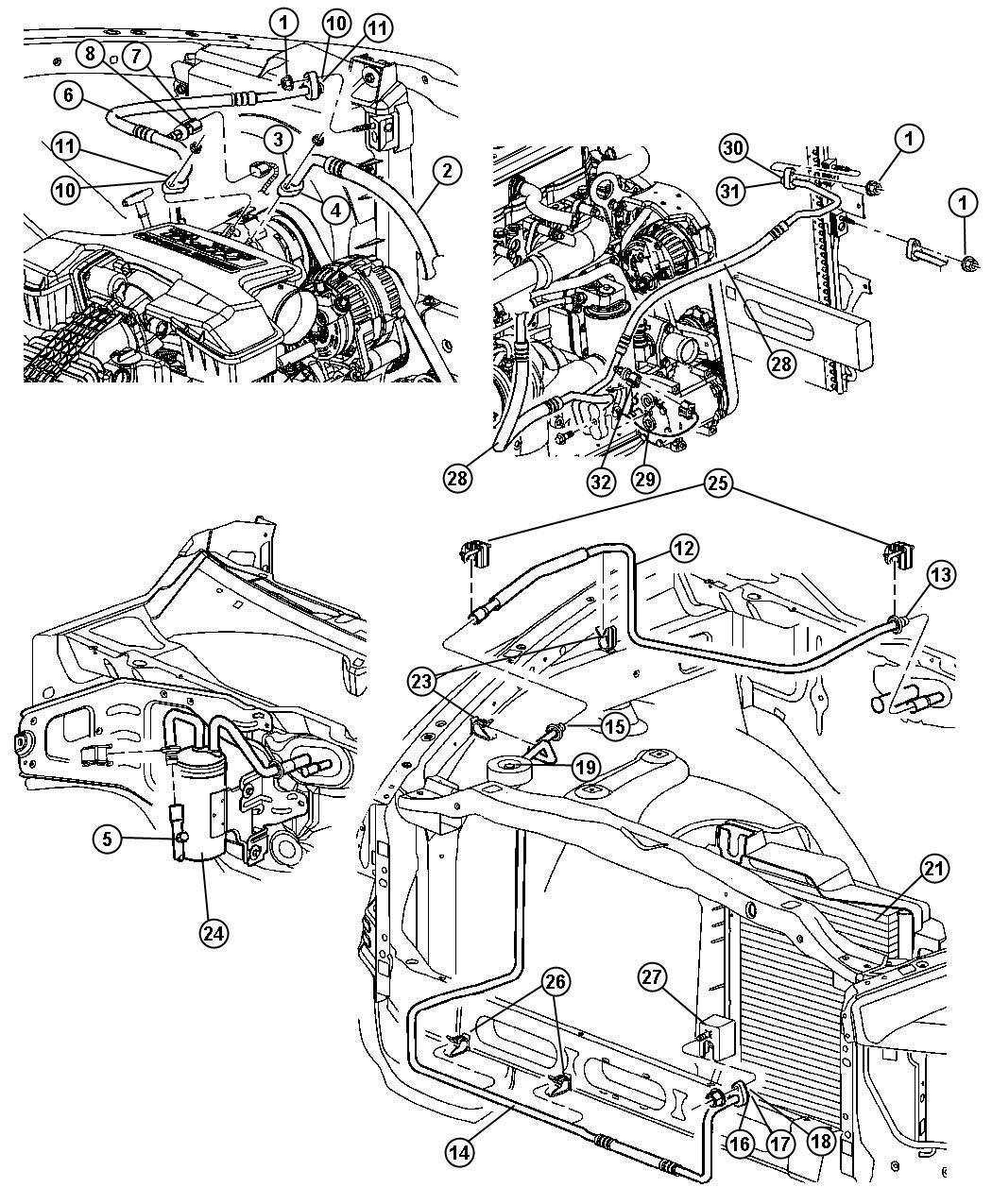 Hvac Airflow Diagram