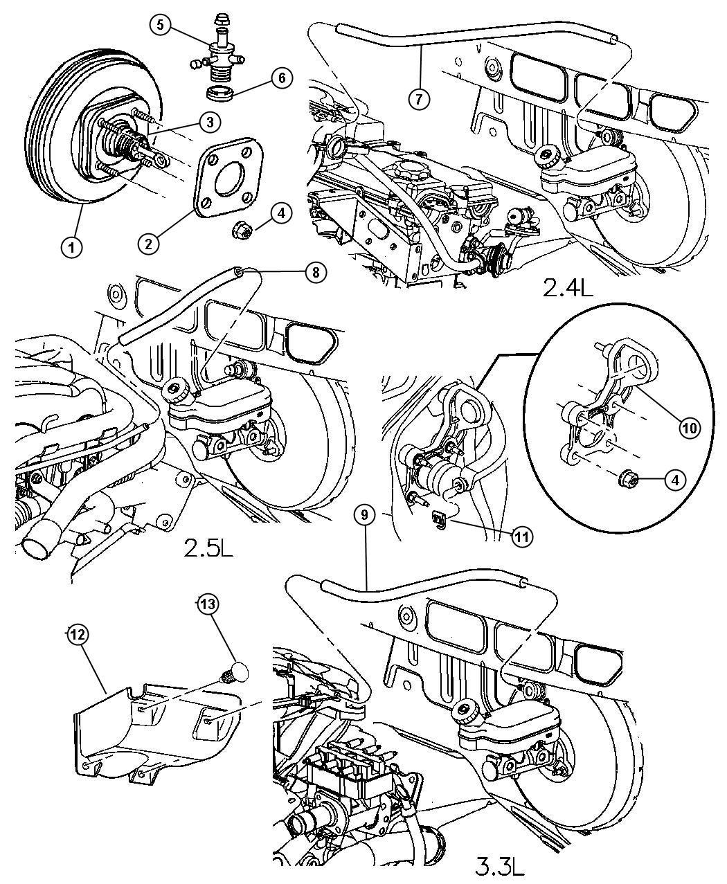 Dodge Caravan 2 4 Engine Diagrams