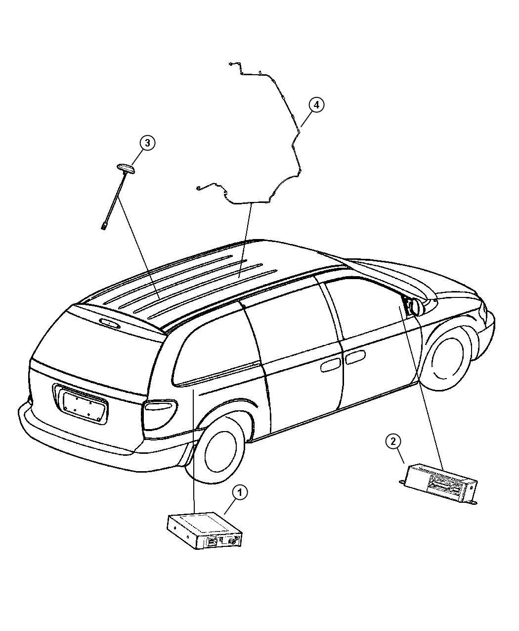 Dodge Grand Caravan Wiring Hands Free Communication