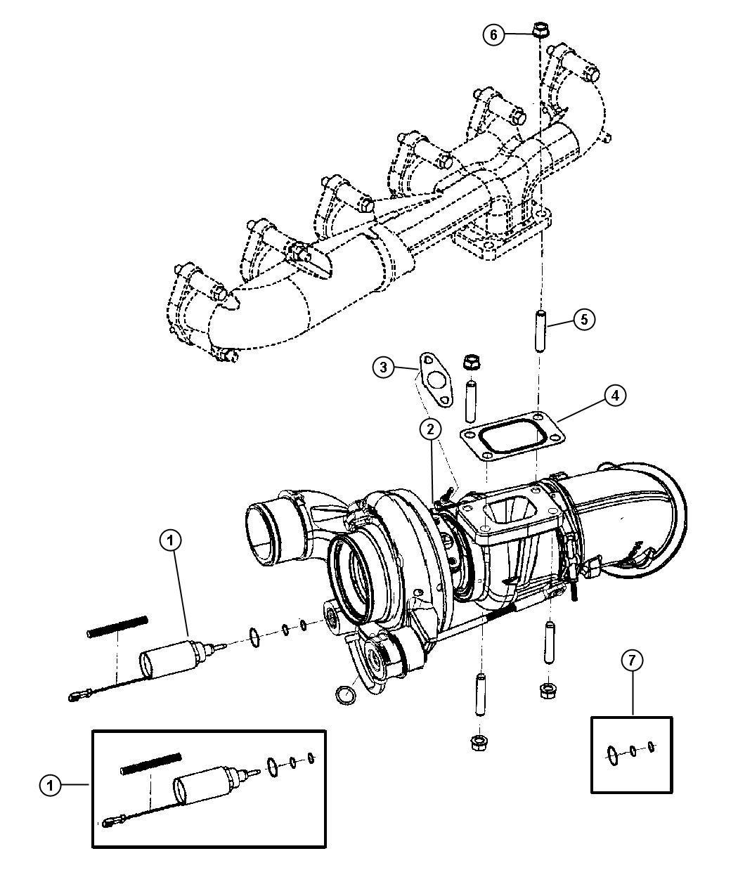 Jeep Compass Turbocharger Xck Lineshoses Californianext