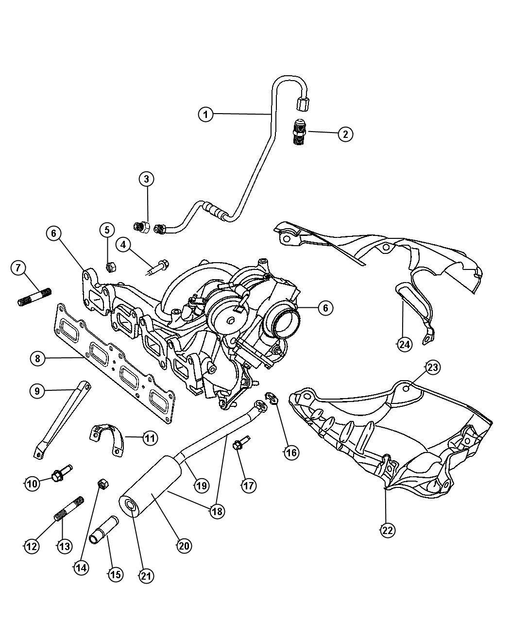 Dodge Charger R T 392 6 4l Hemi Srt V8 Bolt Hex
