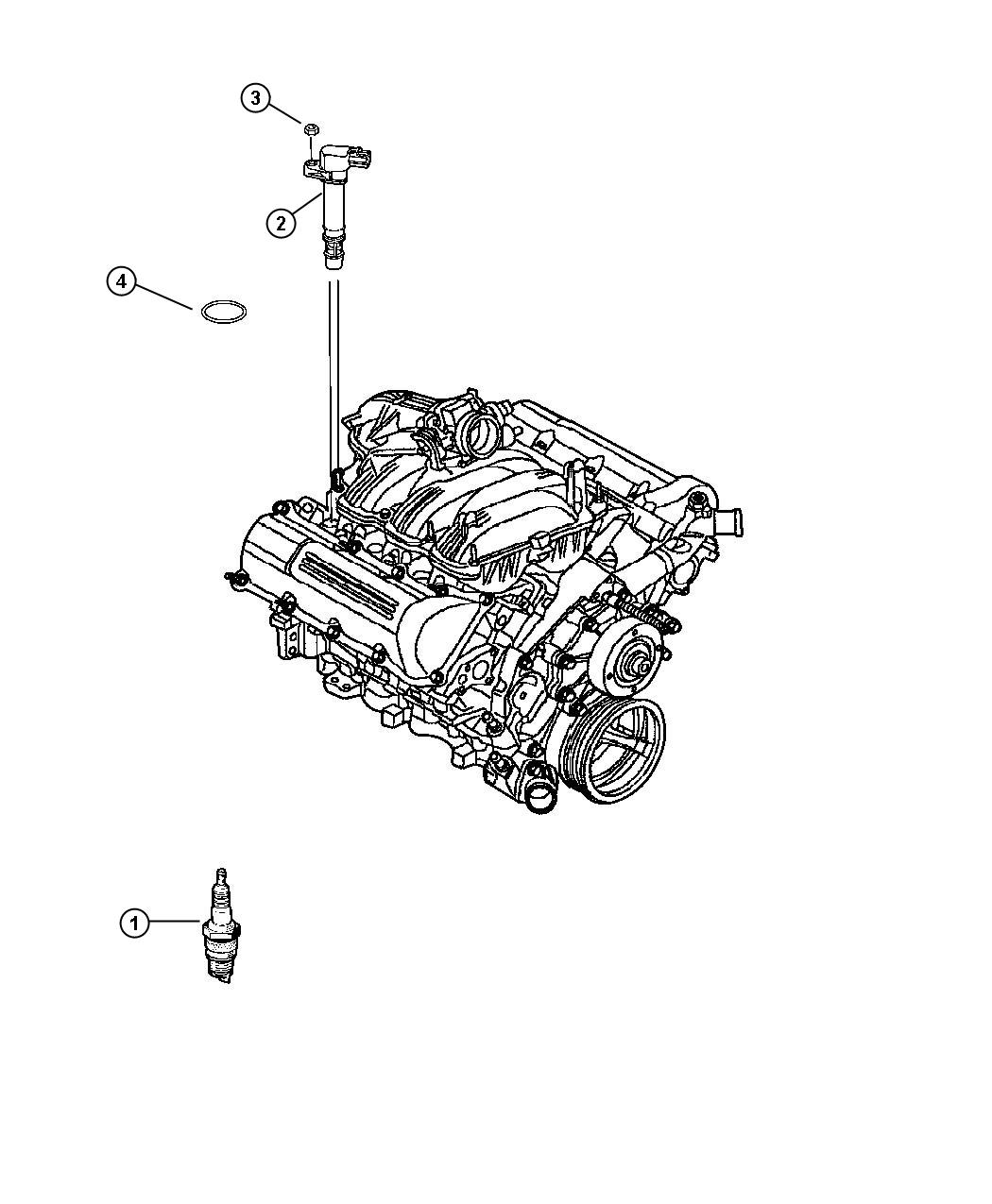 Dodge Dakota Slt Quad Cab 4 7l V8 M T 4x4 Coil