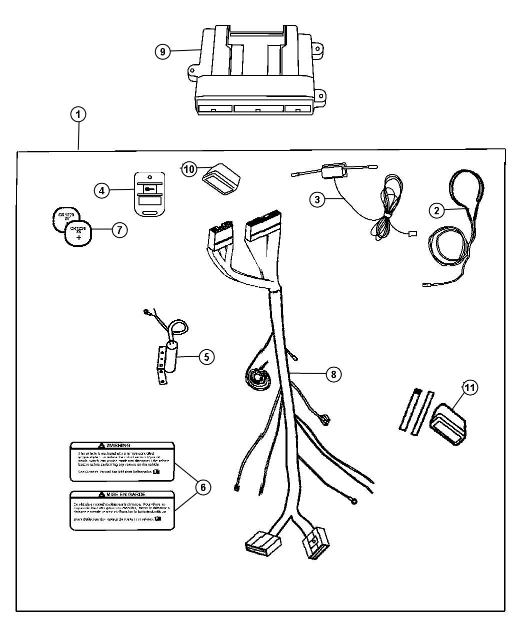 Dodge Charger Harness Wiring