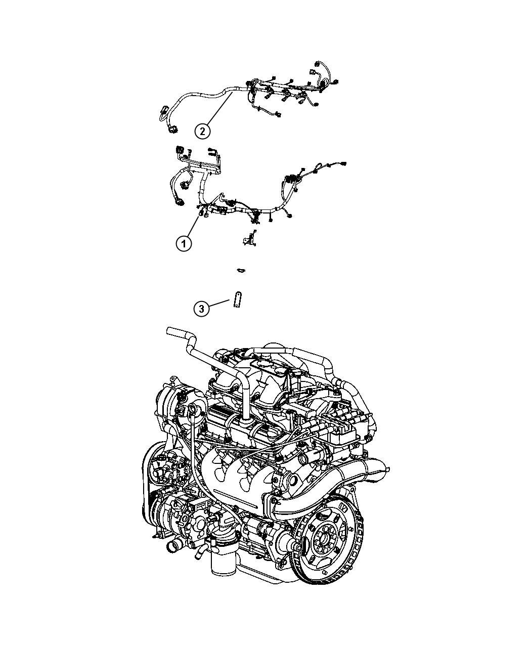 Dodge Grand Caravan Wiring Jumper Engine