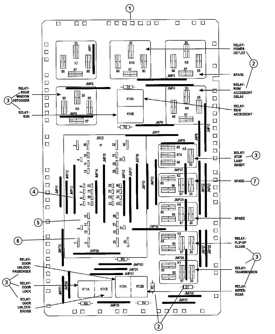 1977 Dodge Motorhome Wiring Diagram