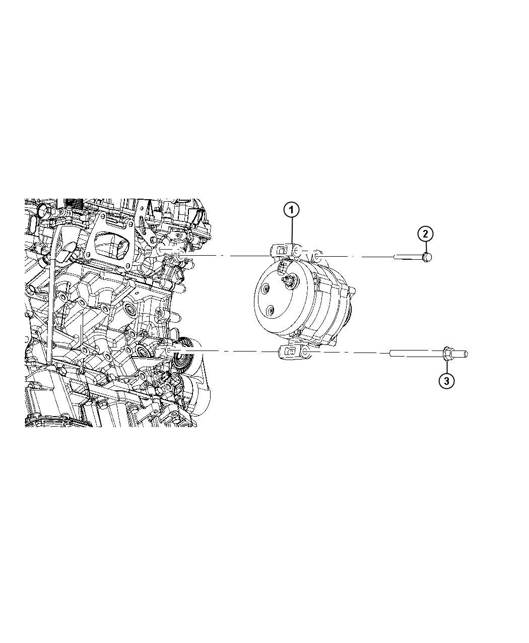 Jeep Grand Cherokee Generator Engine Remanufactured