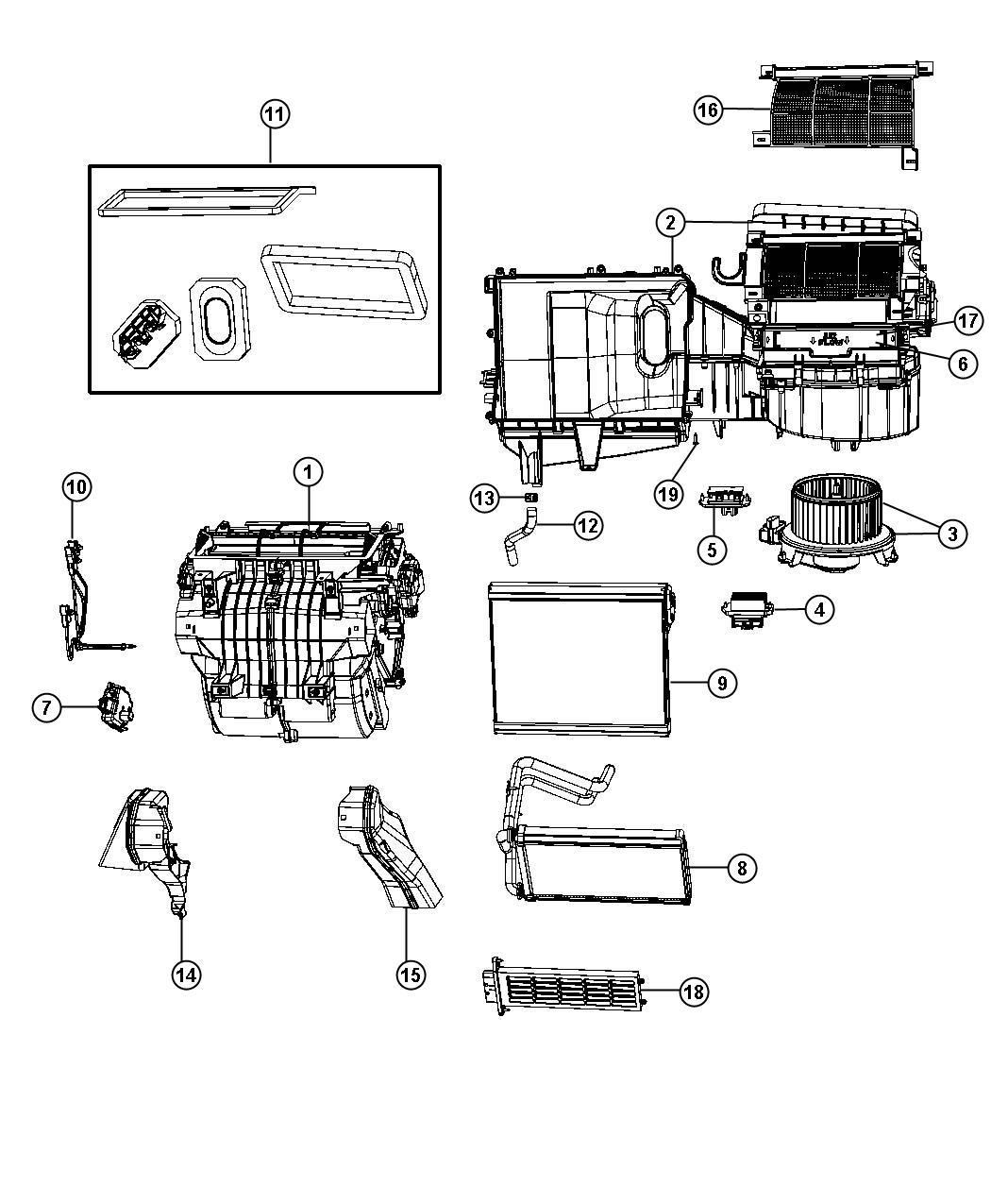 Dodge Avenger Actuator Replacement Help