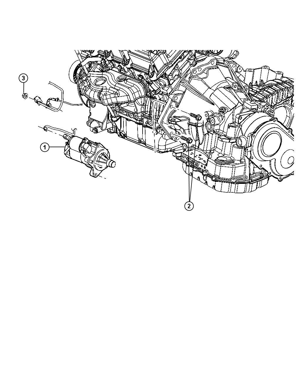 Dodge Avenger Starter And Related Parts