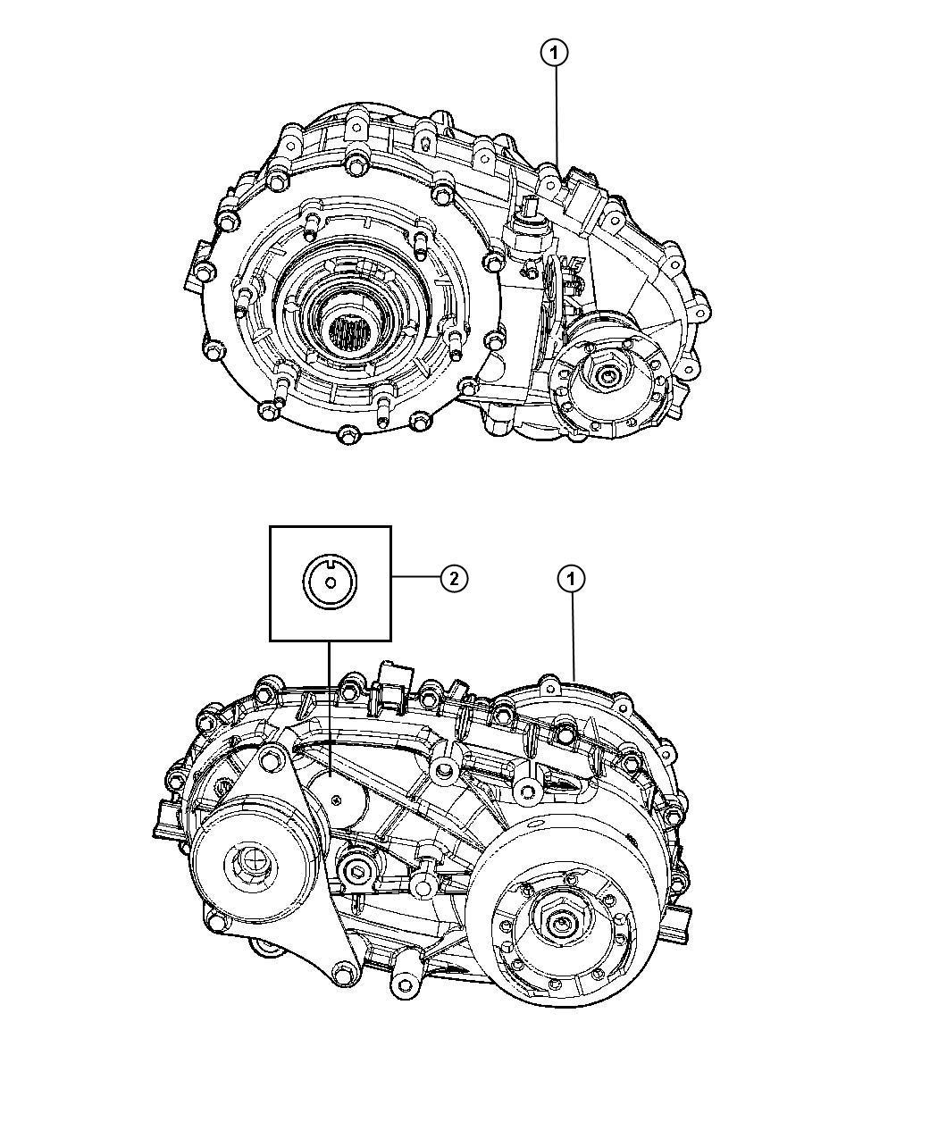Jeep Wrangler Transfer Case Np241 Moduleman