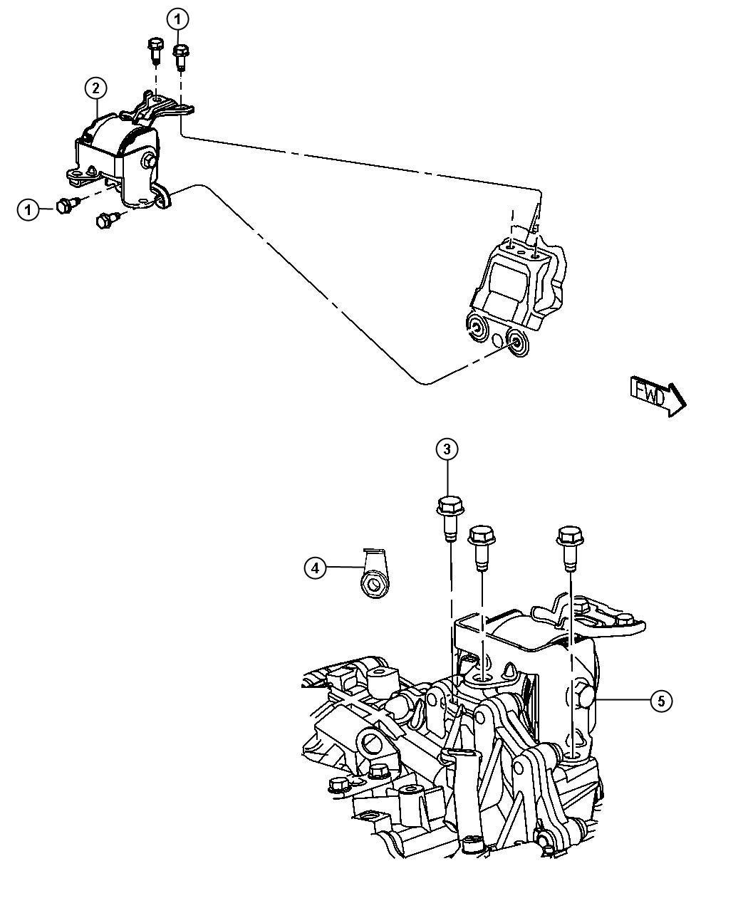 Jeep Wrangler Sport Unlimited 2 0l Turbo I4 A T Bolt