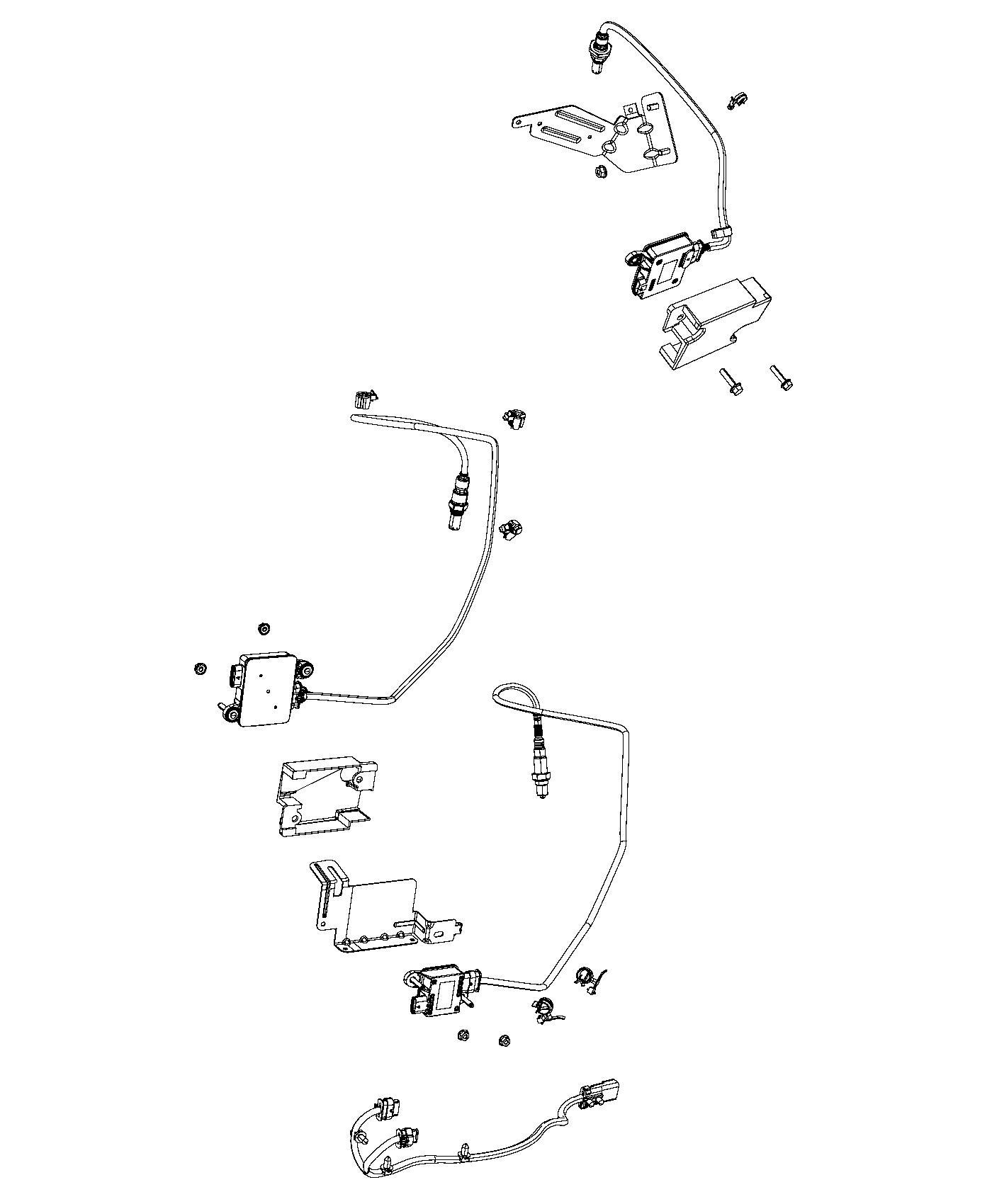 Jeep Grand Cherokee Sensor Particulate Matter Xal