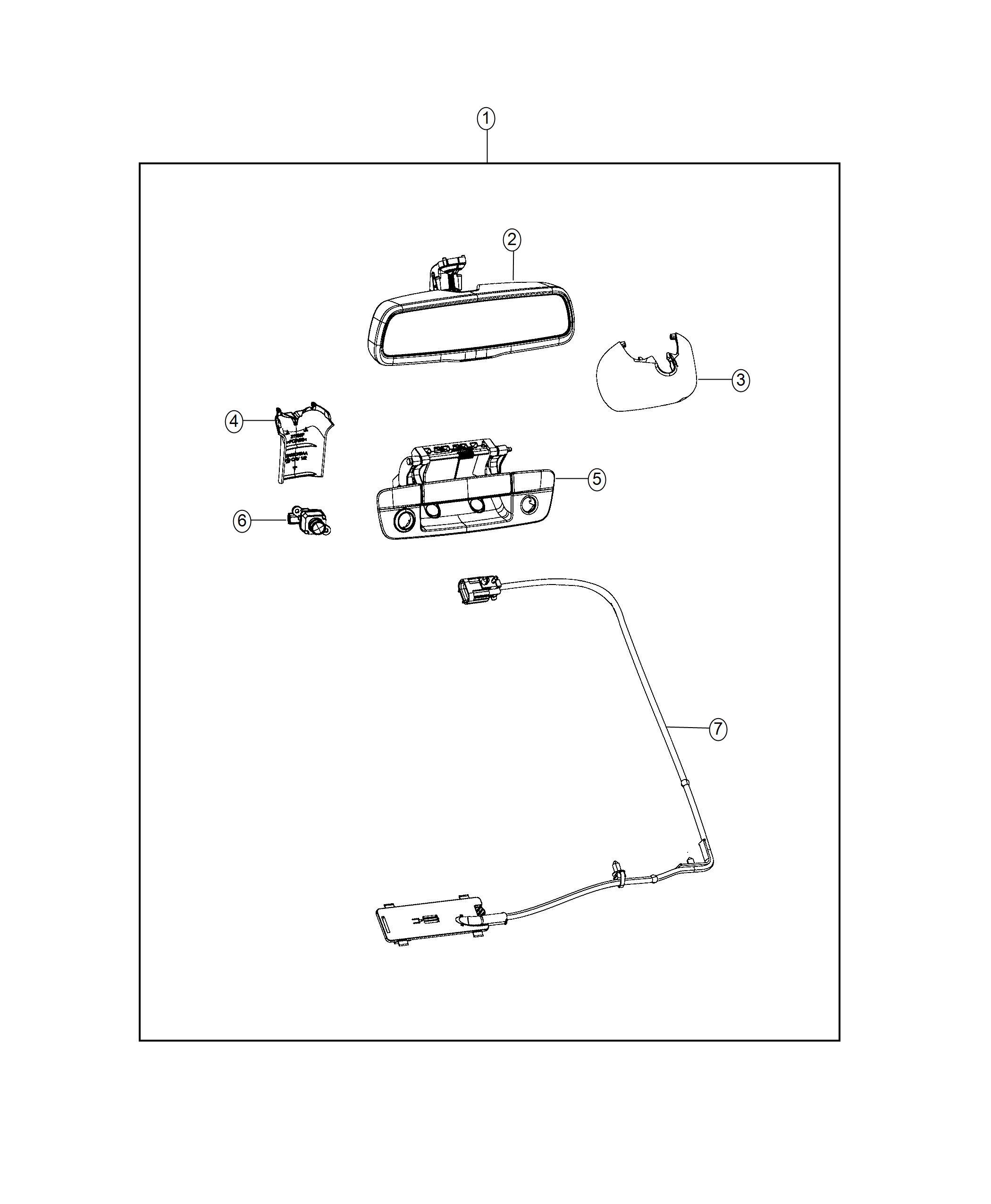 wiring diagram database  ram camera kit back up uconnect 3 0 am fm