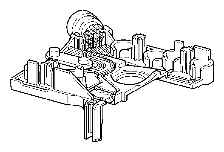 Dodge Charger Connector Connector Assembly Electrical