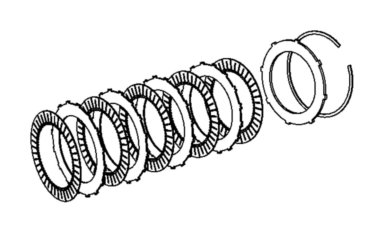 Ram Plate Clutch Separator
