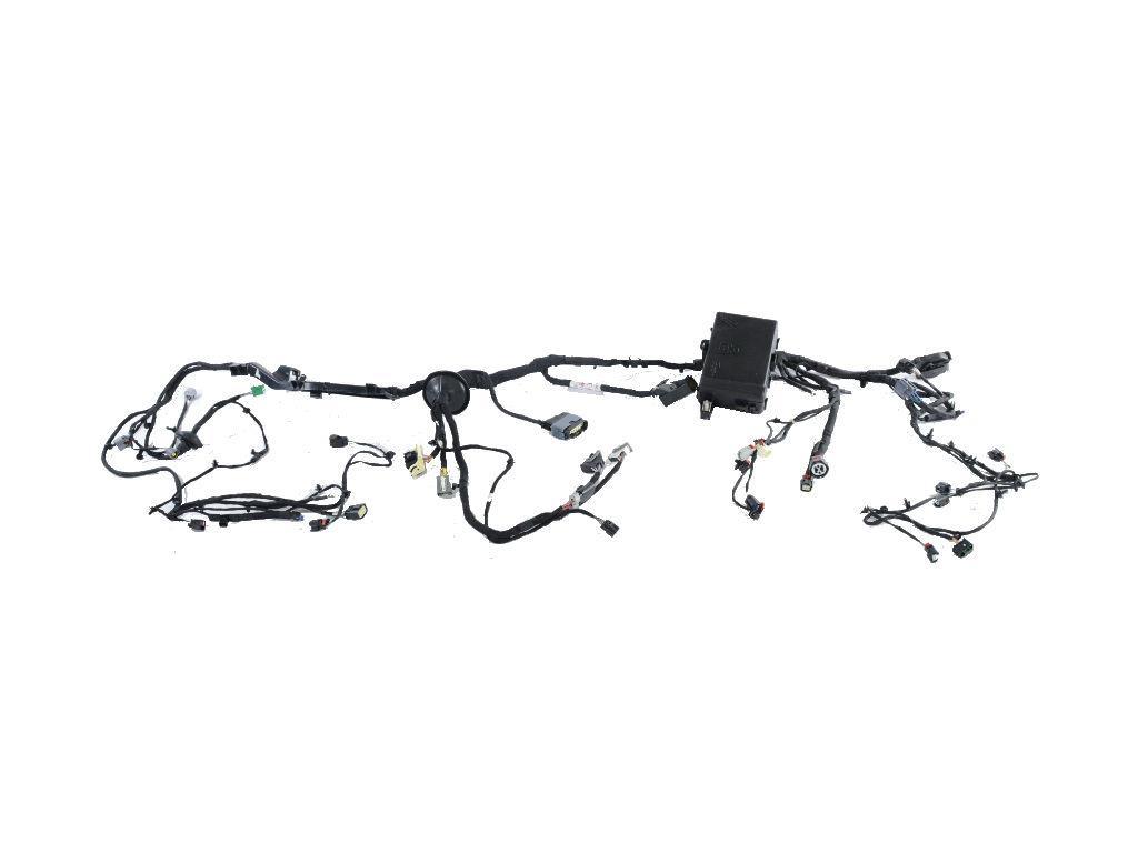 Dodge Challenger Wiring Headlamp To Dash High Intensity