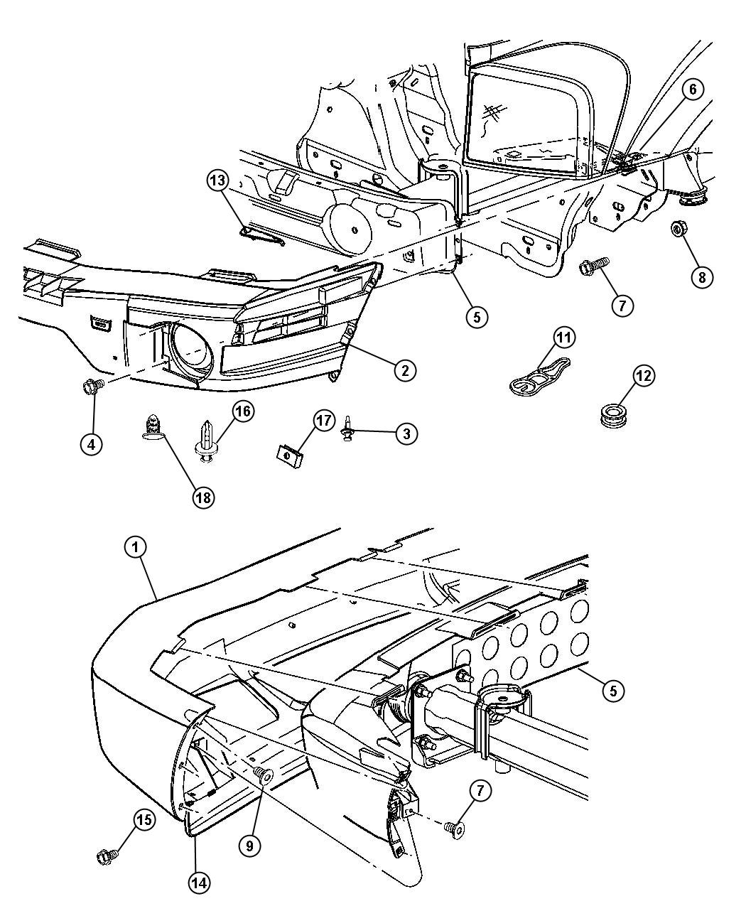 Ford Tow Package Diagram