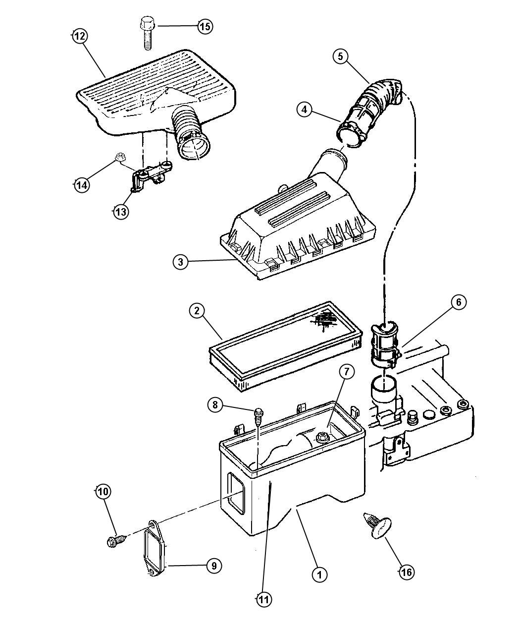 Chrysler Used For Bolt And Coned Washer Hex Head