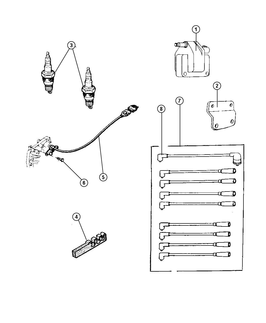 Jeep Yj Wiring To Ignition Coil
