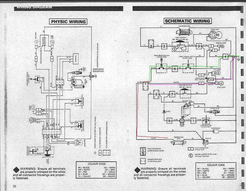 1954 allstate scooter wiring diagram schematic wiring 84 chevy wiper motor wiring diagram