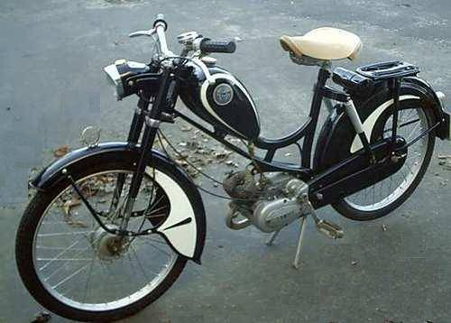 1957 Miele K50s Moped Photos Moped Army