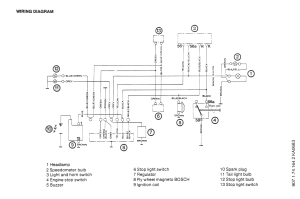Puch wiring diagrams  Moped Wiki