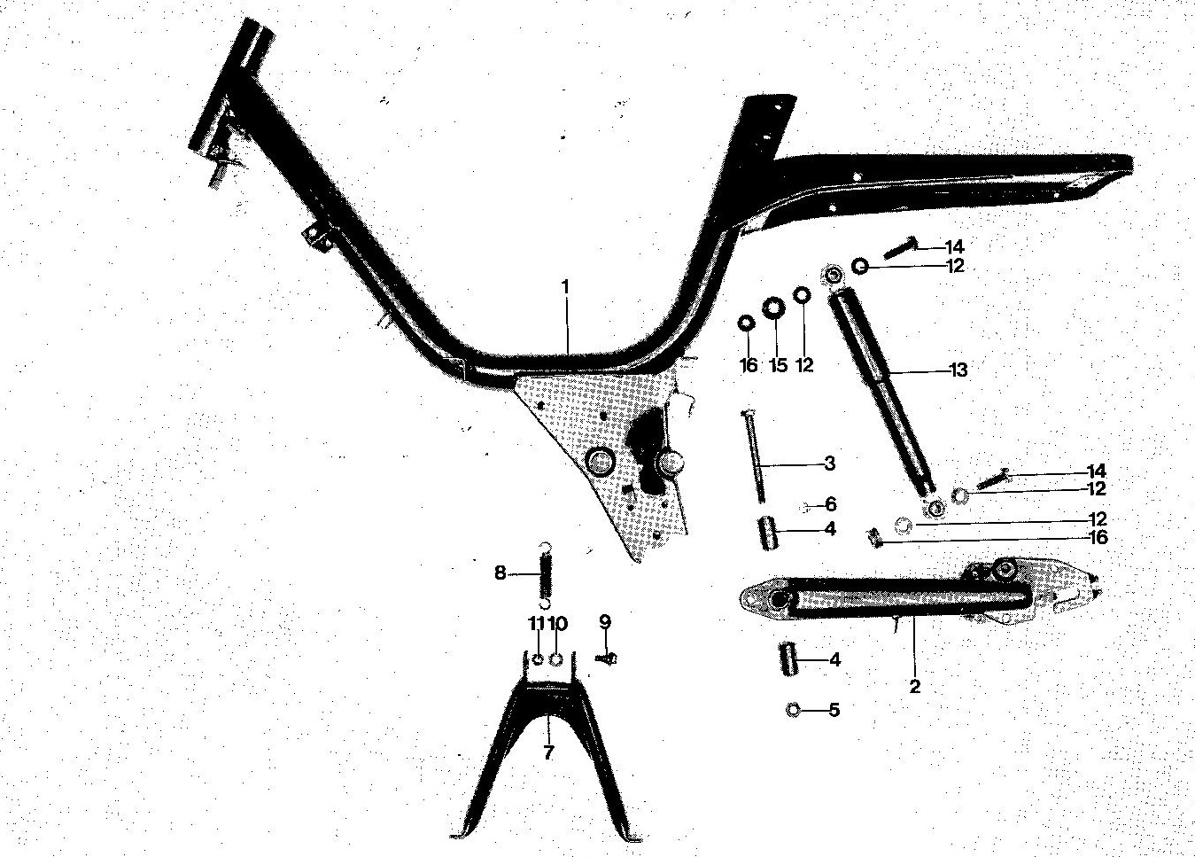 M48 M56 Frames And Parts 5 Sub Categories