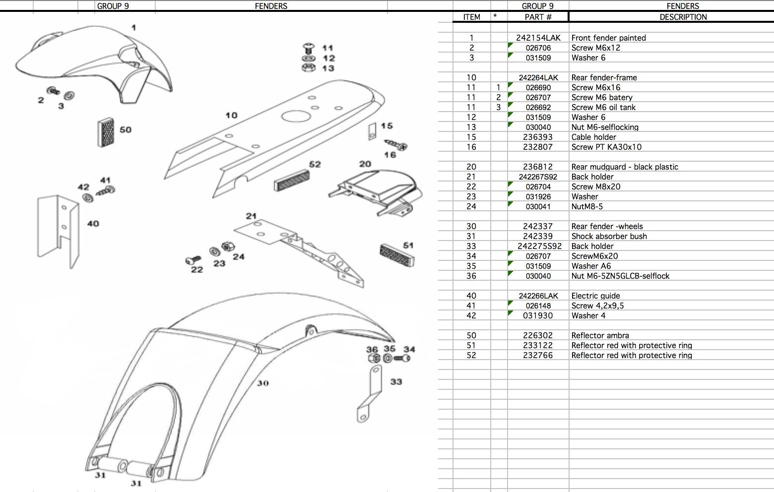 Tomos Scooter Manuals Wiring Diagrams - Wiring Diagrams Schema