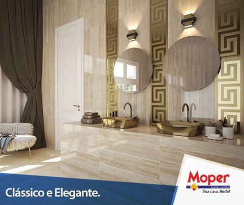 Clássico e Elegante, na Moper Tem!