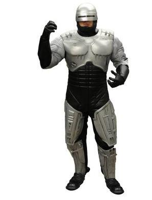 Robocop Super Deluxe Adult Halloween Costume Mopo Geek